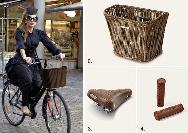 La vida en bici cestas para bicicleta 4 celebrities 3 - Cestas para bicicletas ...