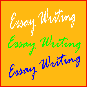 Steps in Writing an Essay Outline