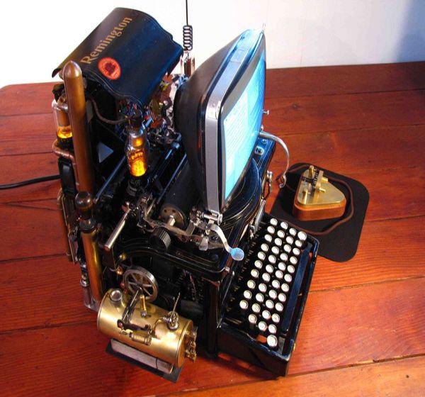 Mac a vapor  Wozniaks-conundrum-steampunk-mac-mod-by-steve-la-riccia