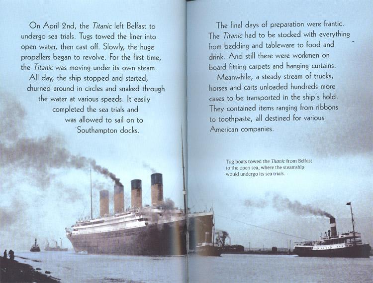Se orita diana 100 a os del hundimiento del titanic - Construccion del titanic ...