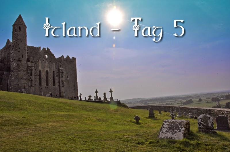 Irland 2014 - Tag 5 | Titelbild mit Rock of Cashel