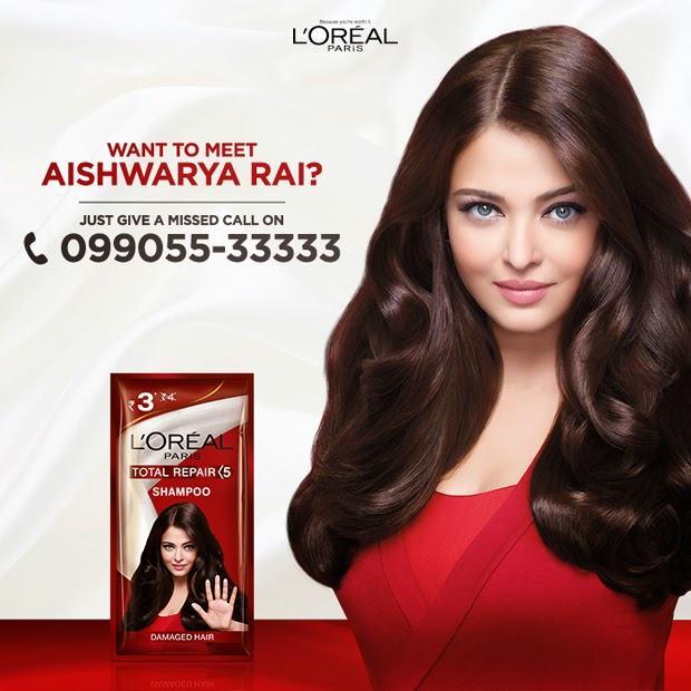 Want To Meet Aish? Give A Missed Call
