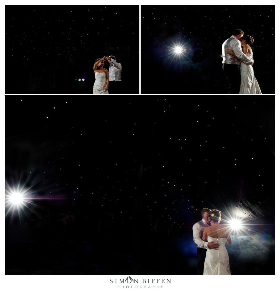Wedding first dance - Simon Biffen Photography