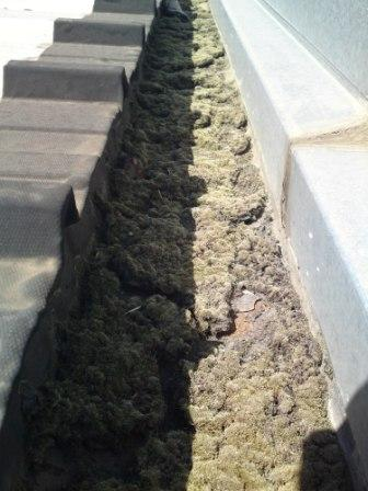 Los canalones reparar y limpiar canalones madrid sujetar - Como colocar un canalon ...