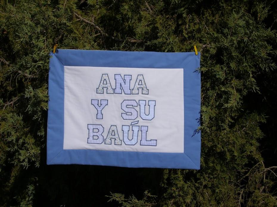 Ana y su baúl