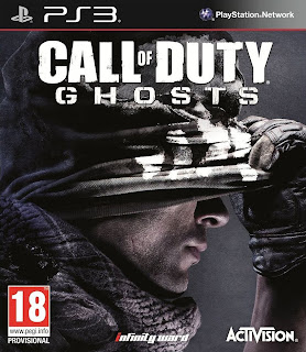 call of duty ghosts european ps3 box art Rumor   Europe   Call of Duty: Ghosts Box Art Revealed