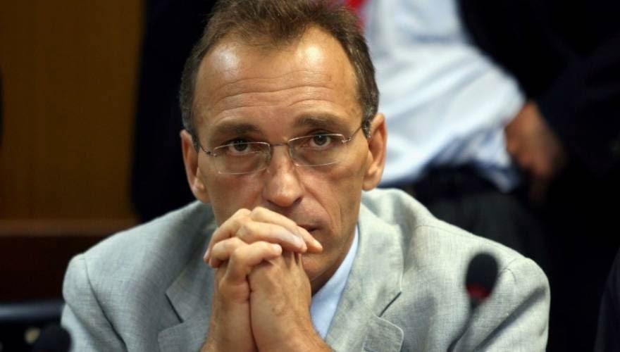 Ελεύθερος ο Λεωνίδας Μπόμπολας. Πλήρωσε πρόστιμο 1,8 εκατ. ευρώ