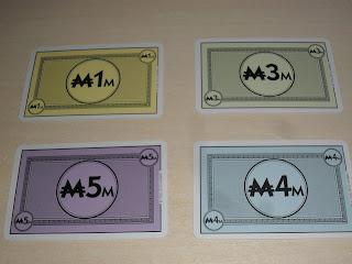 Cartas de dinero