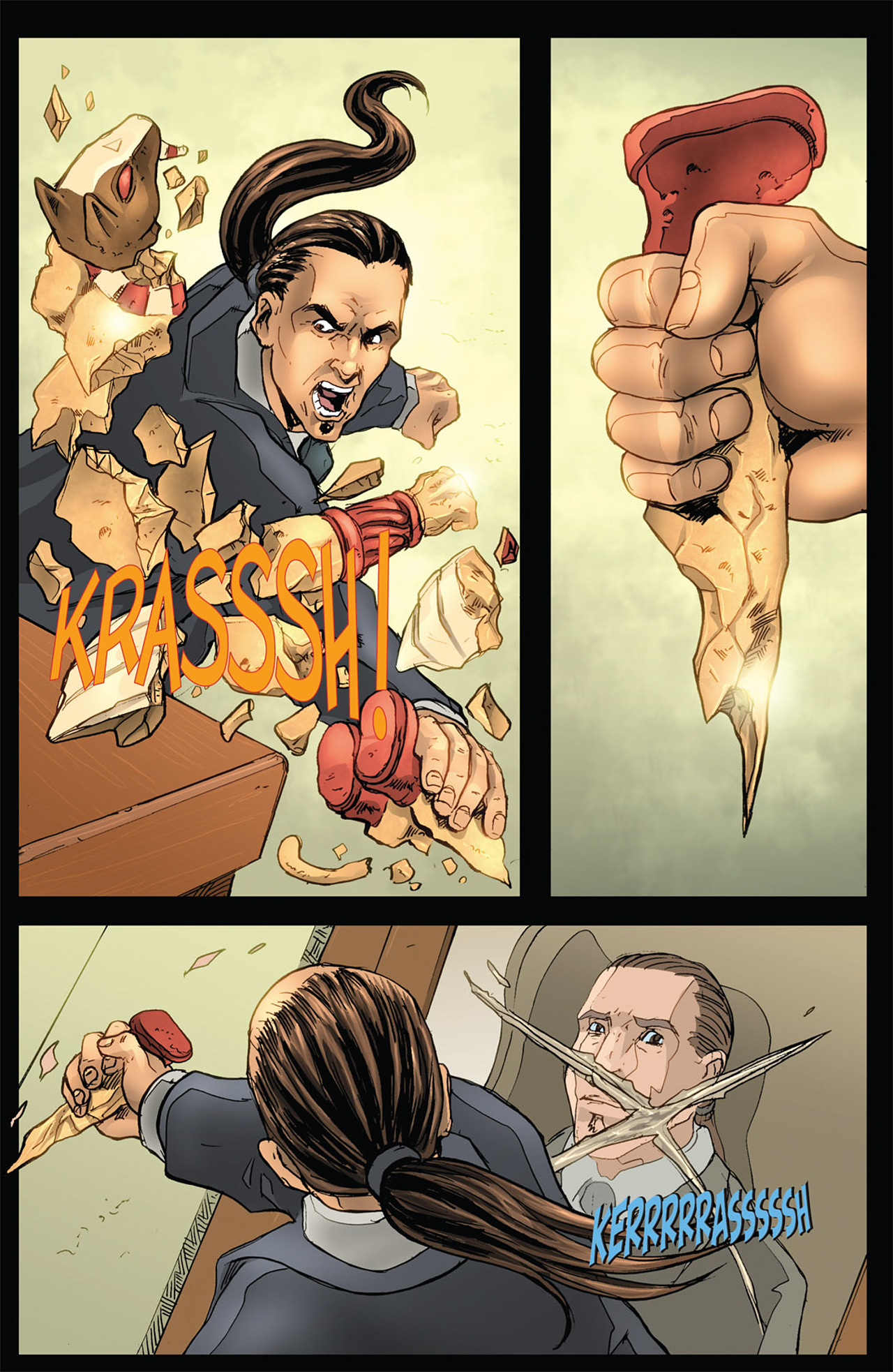 Grimm Fairy Tales (2005) Issue #35 #38 - English 22