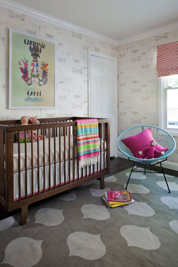 courtney lane a modern nursery. Black Bedroom Furniture Sets. Home Design Ideas