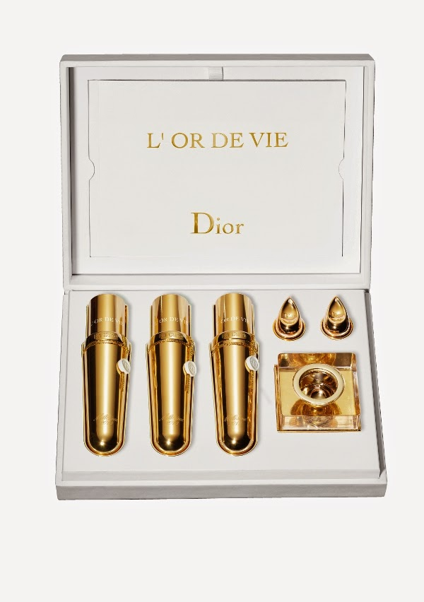 Dior L'Or De Vie La Cure