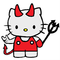 Image Result For Nerd Hello Kitty