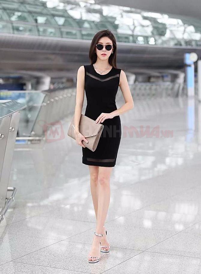 BST đầm thời trang mới nhất của NhanhMua