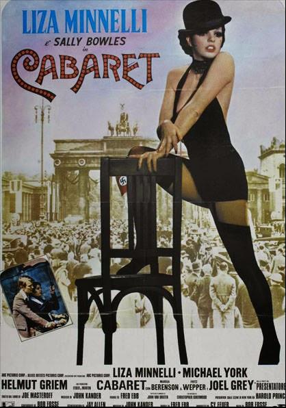 Portada pelicula Cabaret Liza Minnelli