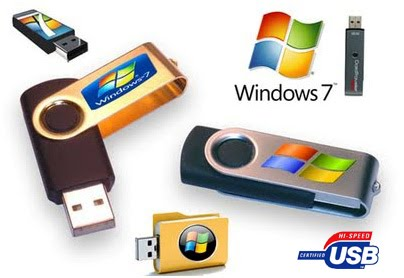 program mini untuk memformat dan membuat flash drive USB bootable