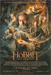 Download - O Hobbit: A Desolação de Smaug – AVI + RMVB Dublado ( 2013 )