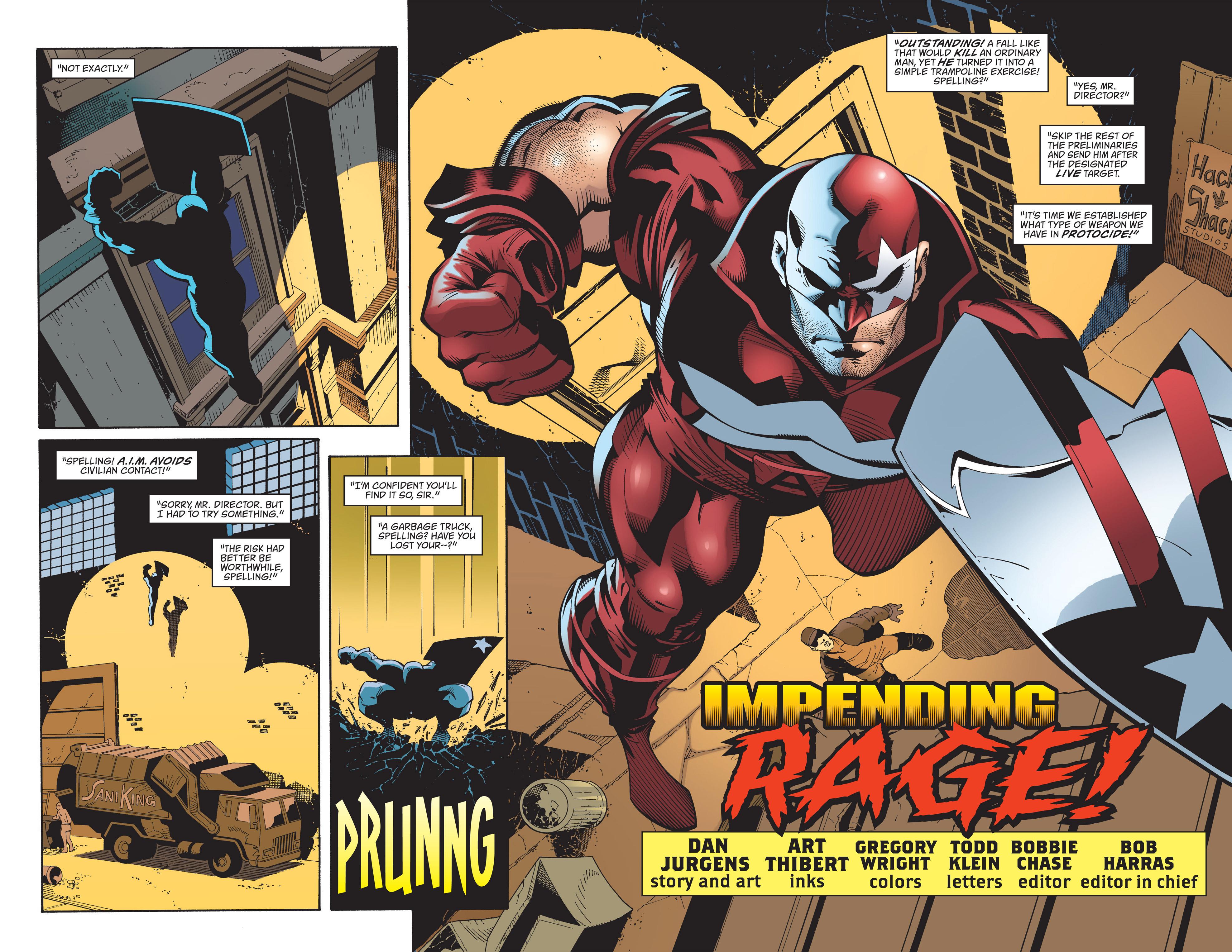 Captain America (1998) Issue #33 #39 - English 3