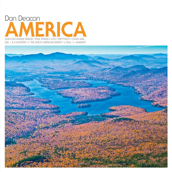 Dan Deacon - America