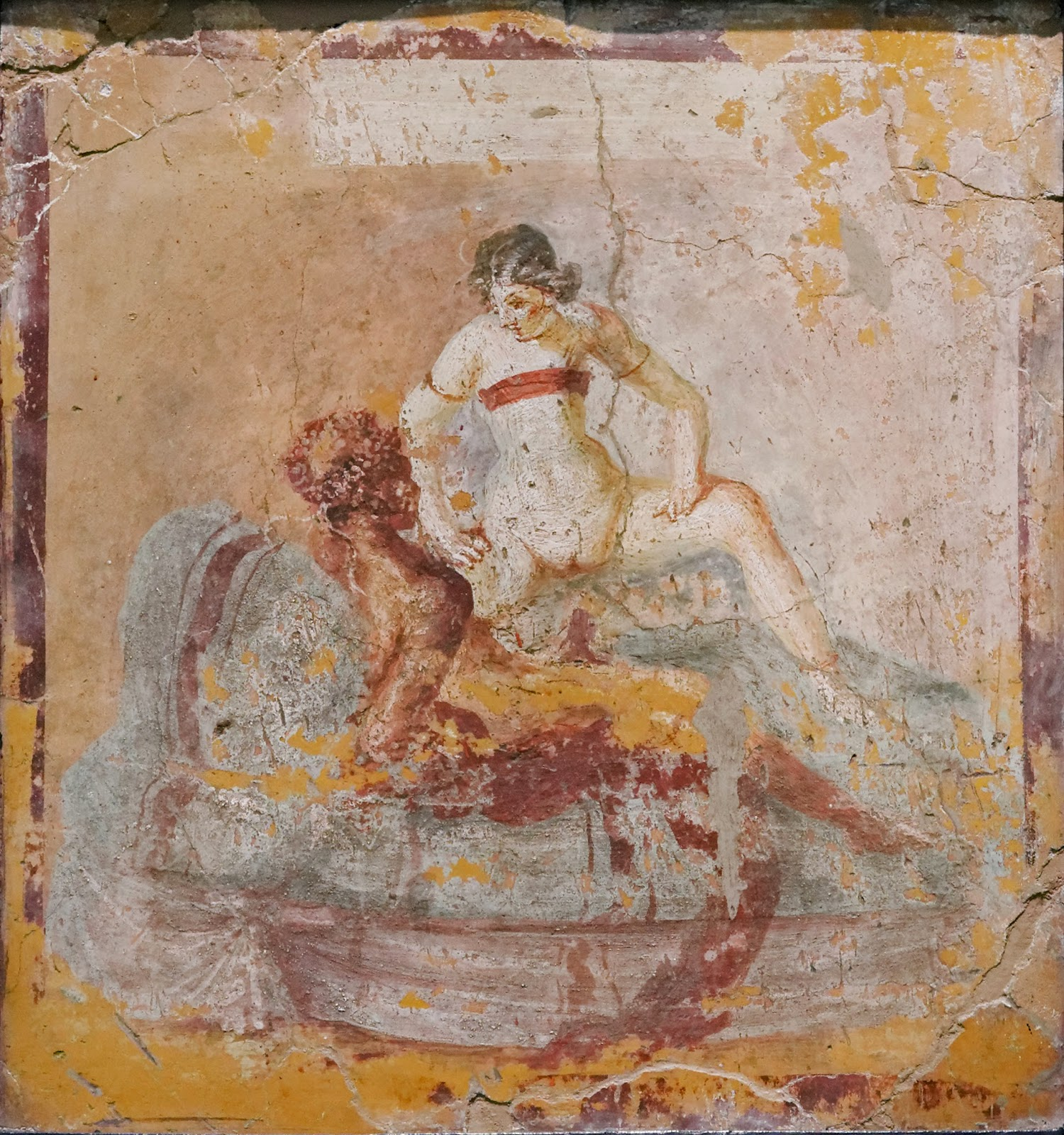 Эротика древних времен 4 фотография