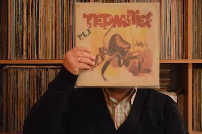 P.L.J Band - Tερμιτες 1983 (Vertigo)