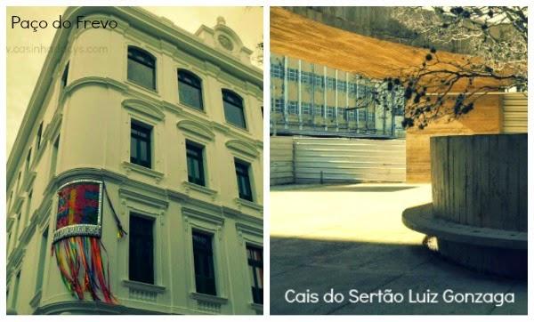 Cais do Sertão em Recife