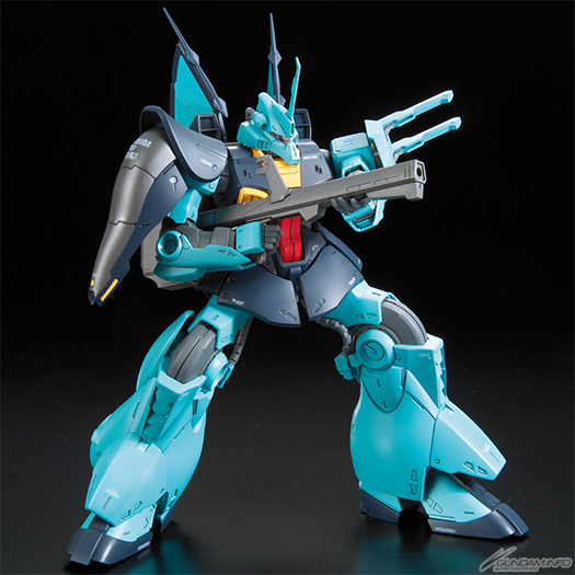 gundam mobile suit dijeh model kit
