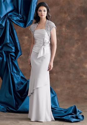vestidos de mãe de noivo