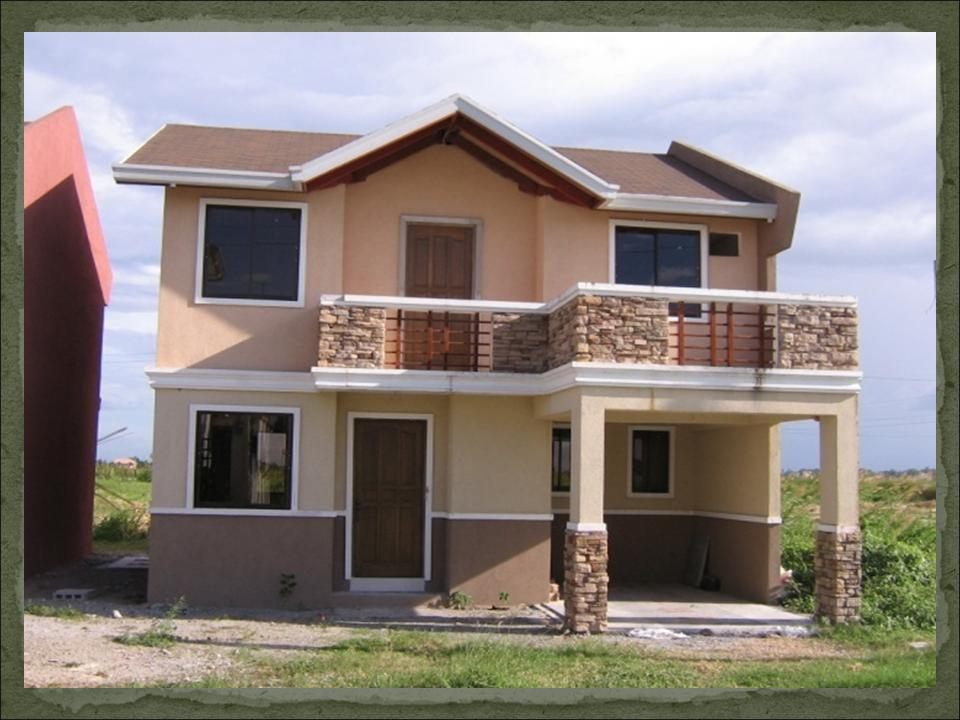 House model latest with terrace in the philippines joy Latest model houses