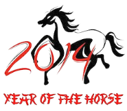2014 UNIVERSAL YEAR 7. Year of the Horse