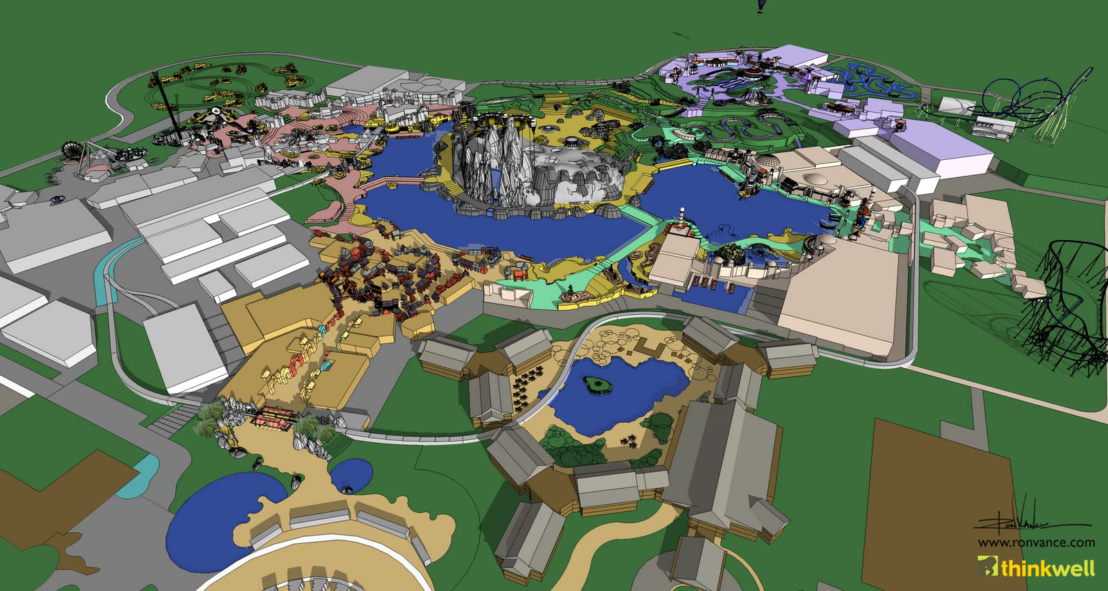 theme park Theme and amusement parks in the usa theme park city usa amusement and theme parks.