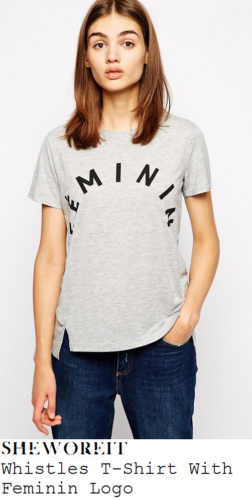 kara-tointon-grey-marl-short-sleeve-feminin-print-t-shirt-chiltern-firehouse