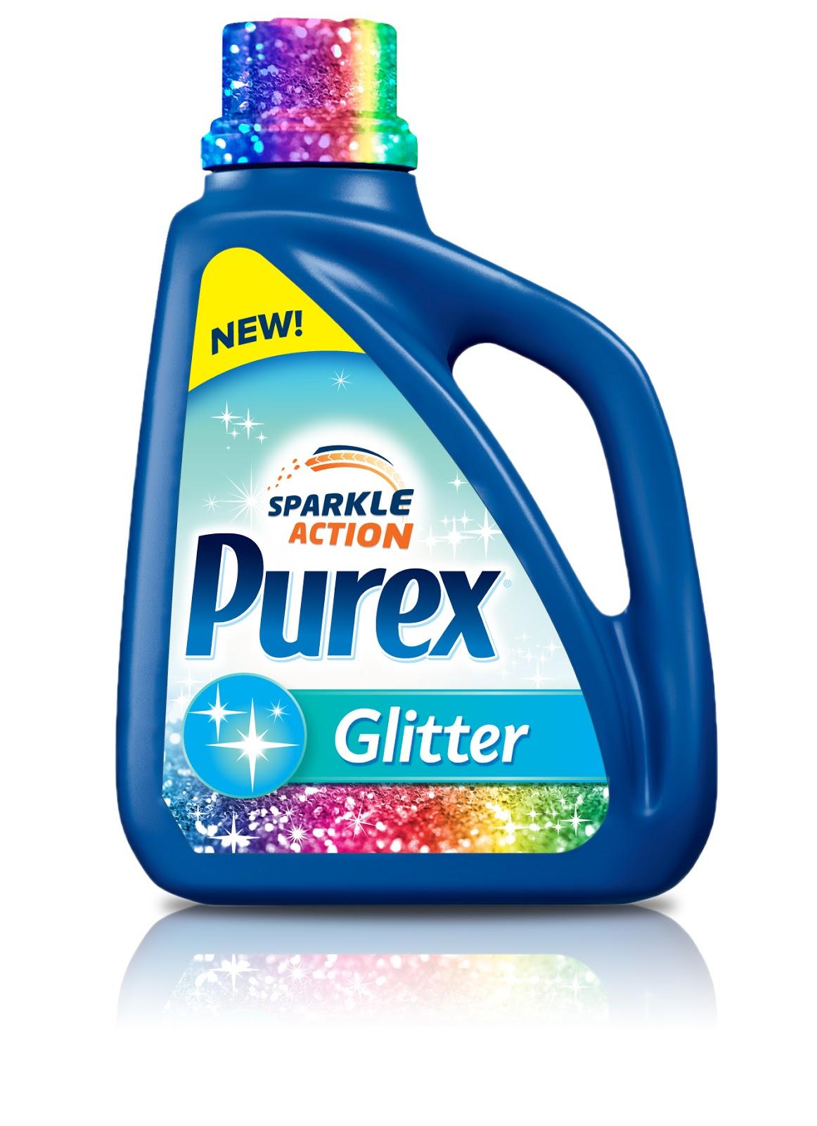 Laundry Detergent Clipart new purex glitter laundry detergent! - hey lorri
