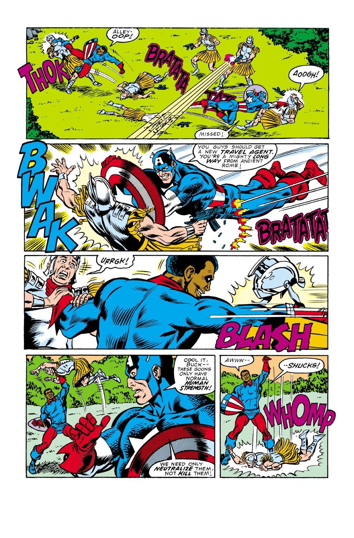 Captain America (1968) Issue #338 #267 - English 3
