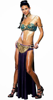 Star Wars Princess Leia Slave Adult Costume