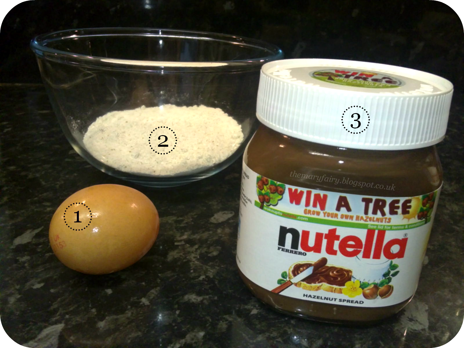 [insert witty title here] : Easy 3 Ingredient Nutella ...