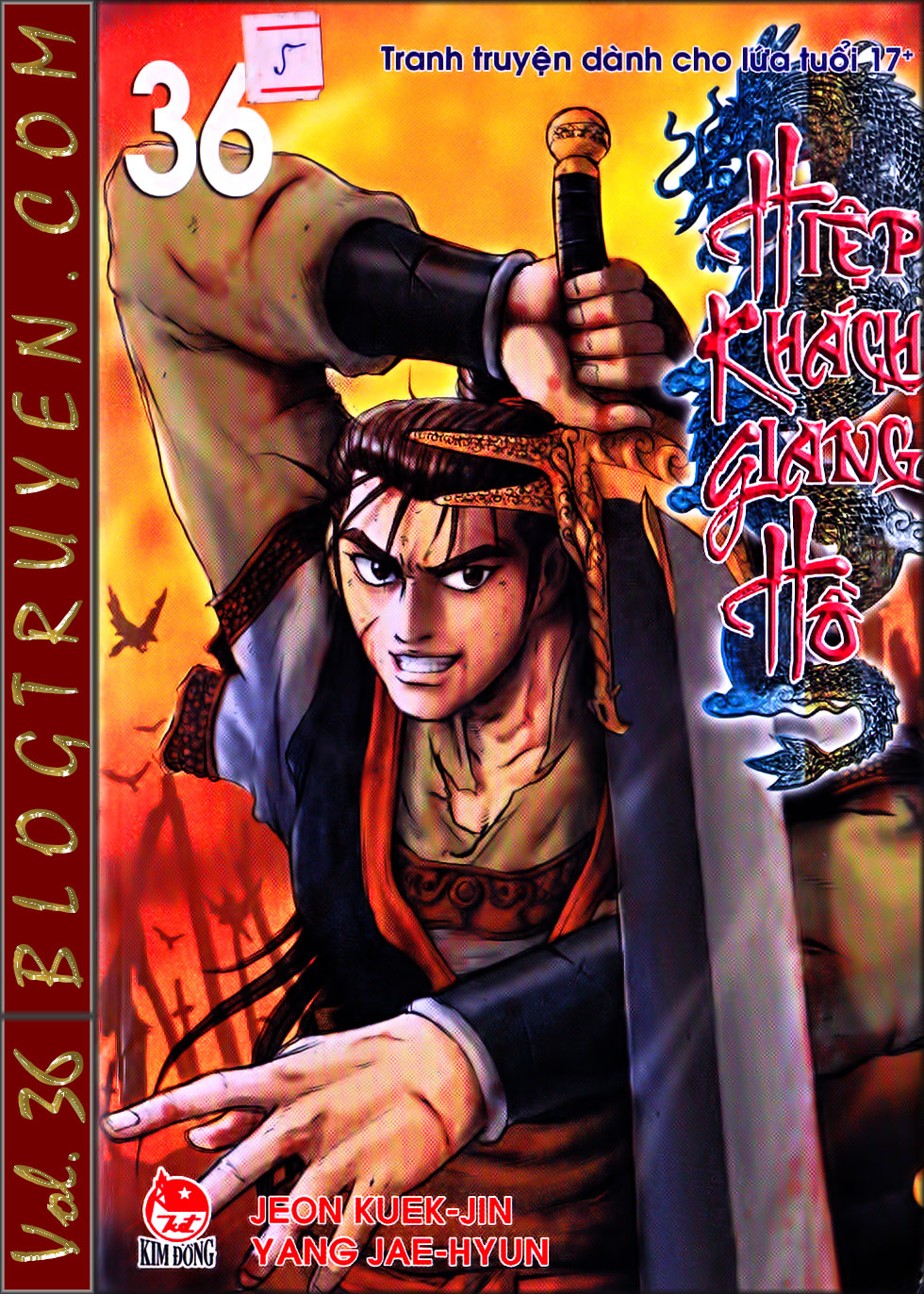 Hiệp Khách Giang Hồ chap 243 Trang 1 - Mangak.info