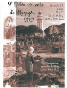 9º BELÉN VIVIENTE MAZAGÓN 2017