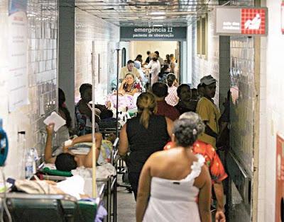 Saúde no Brasil - Um Asno