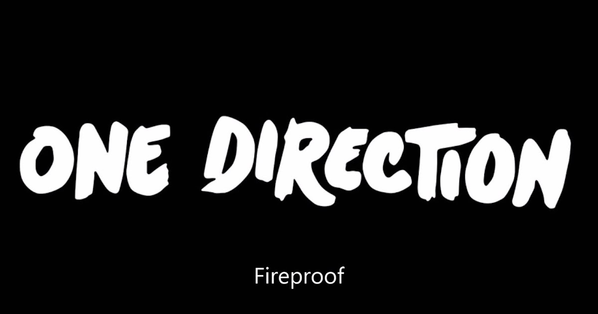Fireproof Guitar Chords - One Direction | Four - TheDeepak.Com