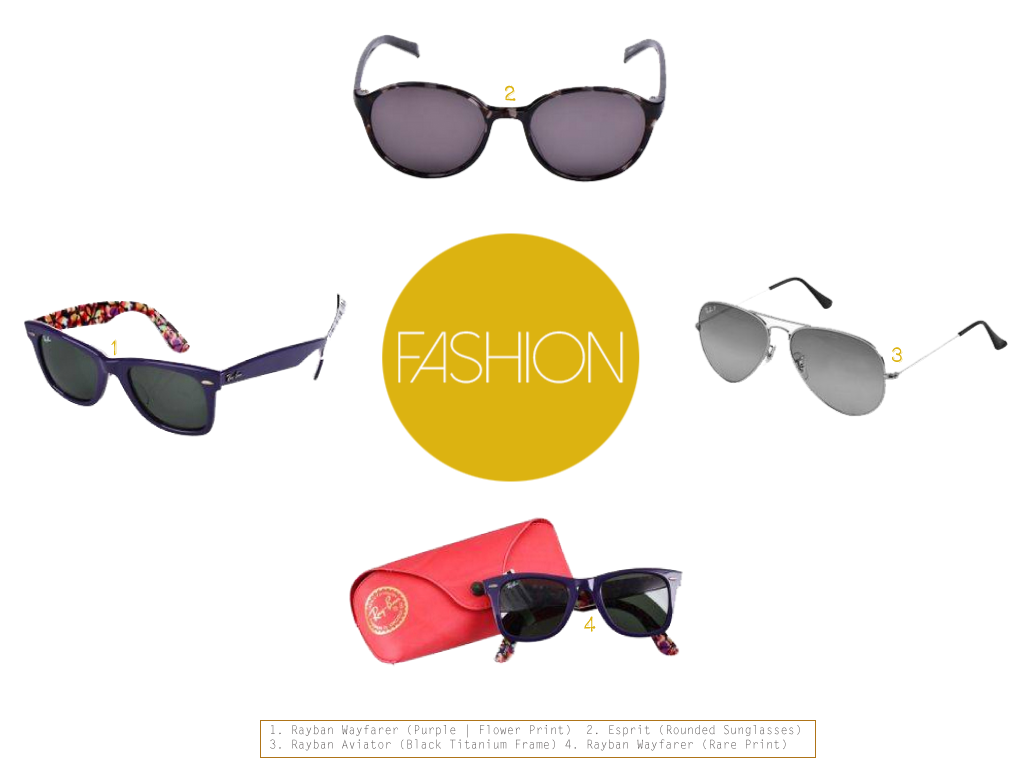 Summer Essentials For 2014, Fashion Finds at Lazada PH, The Belle Of A Boulevard
