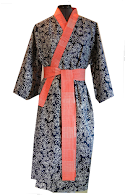 SEW a robe from your favorite fabric !