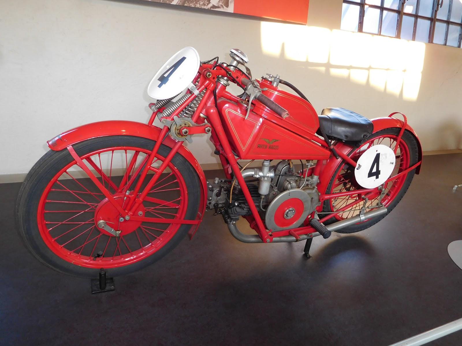 NYDucati: 1926-30 Moto Guzzi TT250
