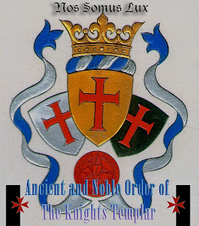 ANCIENT AND NOBLE ORDER OF THE KNIGHTS TEMPLAR Escudo+Orden