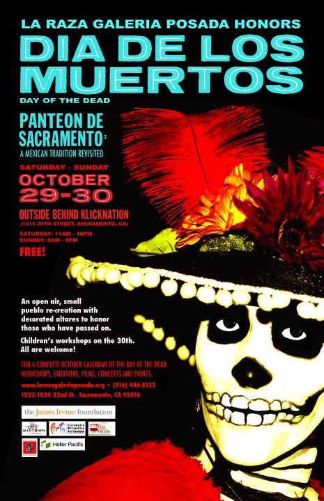 Celebrate Dia de los Muertos this Weekend