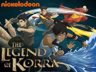The Legend of Korra Animated TV series - Legend of Korra Season 1 Episode 11