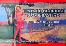 Carnaubinha dos Rochas-Paraná/RN