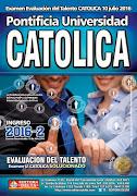Examen Católica 2016-2
