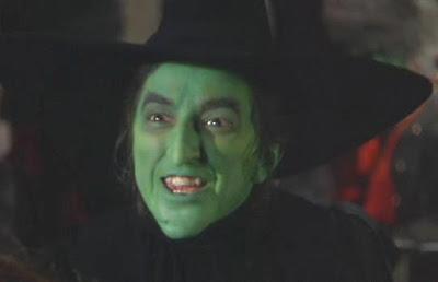 bruja del oeste mila kunis - Mila Kunis en Oz The Great And Powerful!