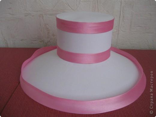 Шляпа для девочки из бумаги как сделать