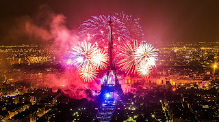 feu artifice paris 2015
